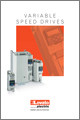 Variable speed drives VLB3 series